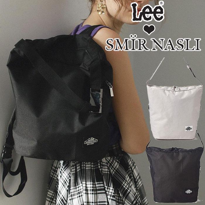 SMIRNASLI サミールナスリ Lee×SMIR NASLI Lee バッグ 011300152 ショルダーバッグ リュックサック