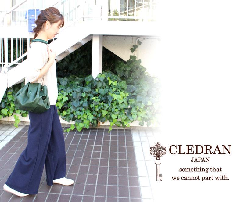 CLEDRAN クレドラン PERIO ぺリオ ハーフ ショルダーバッグ 2606 イメージ