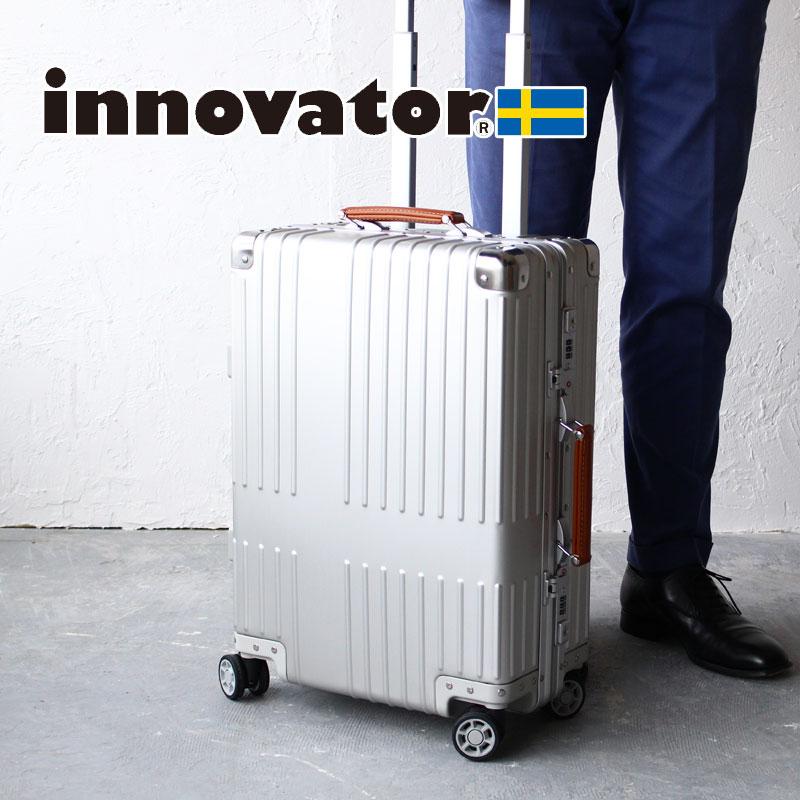 e66ee0fbdf トリオ イノベーター アルミ スーツケース 機内持込可 inv1017 イメージ画像01