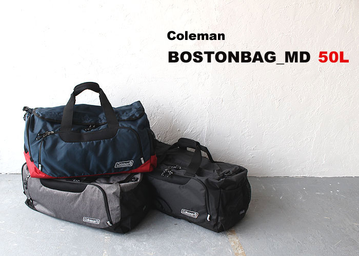 コールマン ボストンバッグ MD bostonbagmd イメージ画像02