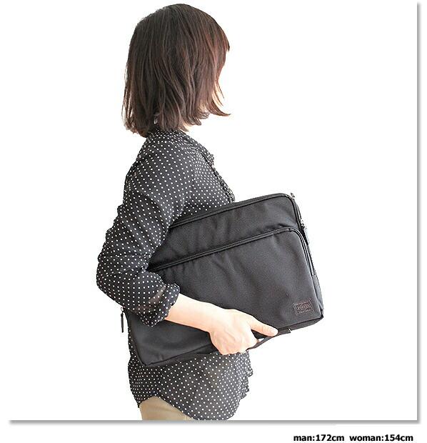 PORTER DILL ポーター ディル カジュアルシックなビジネスバッグ