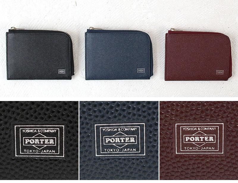 ポーター エイブル カード&コインケース 030-03084