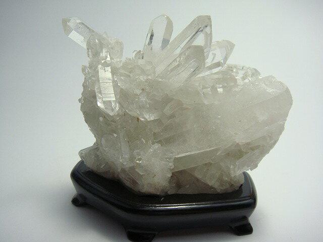 ブラジル水晶 約90mm×100mm