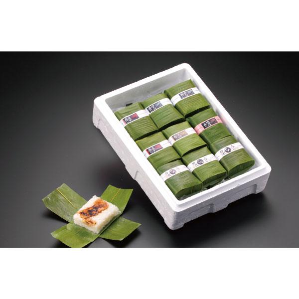 <味のなかだ> 海鮮笹鮨(15個入)