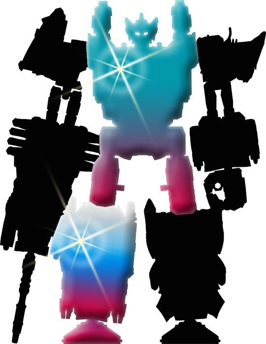 【タカラトミーモール限定】トランスフォーマー GENERATION SELECTS キングポセイドン Wave1セット (シーコンズタートラー + シーコンズガルフ)