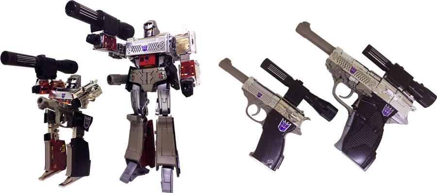 【タカラトミーモール限定】トランスフォーマー マスターピース MP-36+メガトロン