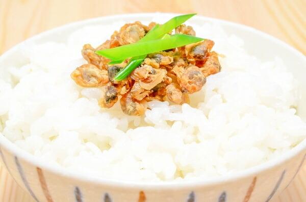 焼きしじみご飯1