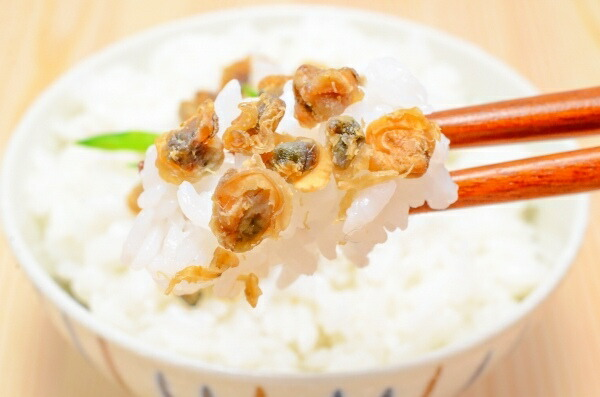 焼きしじみご飯3