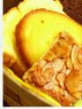 かごの焼き菓子セット1