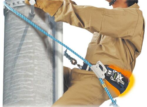 【サンコー】 OT-DライトCV16 腰ピタ 【柱上用安全帯 U字吊り・1本吊り兼用/タイタン】