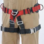 【サンコー】シットハーネス CK-09【救助・垂直面作業用ハーネス型安全帯/タイタン】