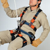 【サンコー】プロマスト HT-10【救助・垂直面作業用ハーネス型安全帯/タイタン】