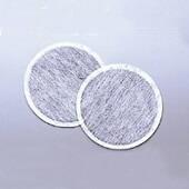 【興研】 防塵マスク用KCフィルター オゾン臭用 (1121/1191用) (10枚/5組入)【粉塵/作業/医療用】