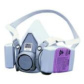 【3M/スリーエム】 取替え式防塵マスク 6000/7093-RL3 【粉塵/作業/医療用】