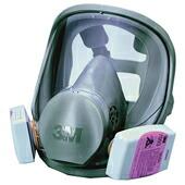 【3M/スリーエム】 取替え式防塵マスク 6000F/7093-RL3 【粉塵/作業/医療用】