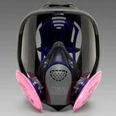 【3M/スリーエム】 取替え式防塵マスク FF-400J/2091-RL3 【粉塵/作業/医療用】