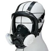 【シゲマツ】 取替え式防塵マスク DR165L4N-RL3 Mサイズ 【粉塵/作業/医療用】