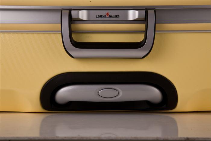 バイアス柄のスーツケース(M&Lサイズ:5日 6日 7日 8日 9日 10日:中型 大型)新作 可愛いスーツケース キャリーバッグ キャリーケース 品番『6019-64cm』 『6019-70cm』 送料無料 レジェンドウォーカー:002