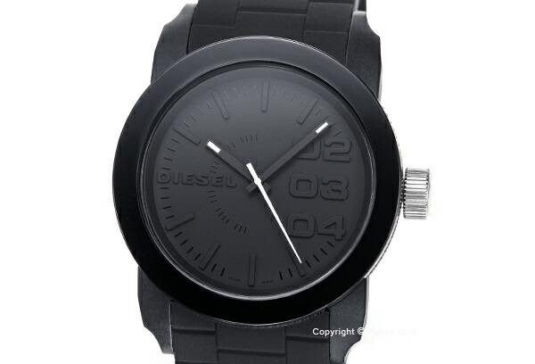 【DIESEL】ディーゼル 腕時計 Franchise Series (フランチャイズ・シリーズ) オールブラック DZ1437