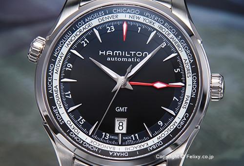 hamilton jazzmaster gmt auto review