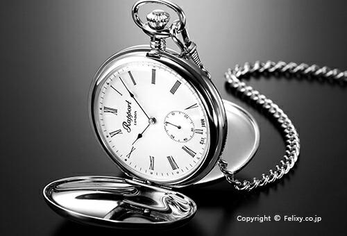 【RAPPORT】 ラポート 懐中時計(ポケットウォッチ) 手巻き PW11