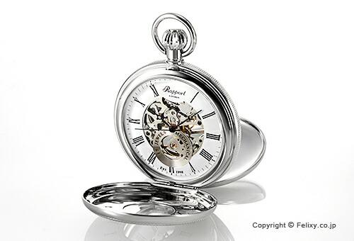 【RAPPORT】 ラポート 懐中時計(ポケットウォッチ) 手巻き PW49