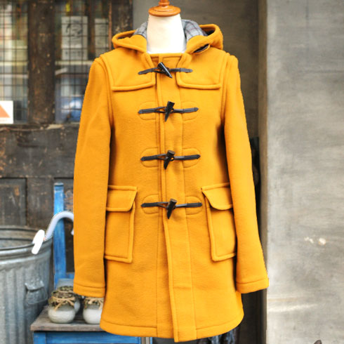 TROPHY | Rakuten Global Market: GLOVERALL lining check Duffle coat ...