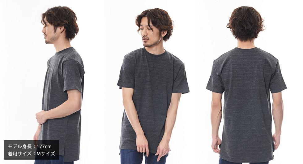 500901 5.6オンス ロングレングスTシャツ