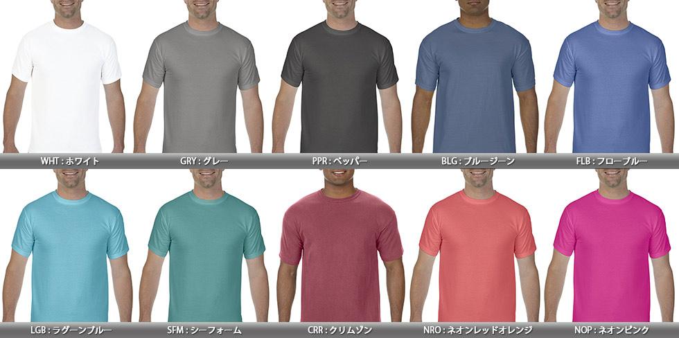 cfc1717 アダルトリングスパンTシャツ