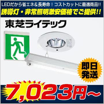 非常照明/誘導灯