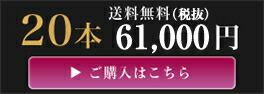 20本 61000円 ご購入はこちら
