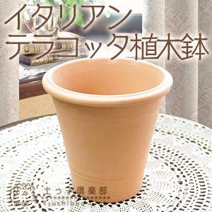 テラコッタ植木鉢【径23cm】