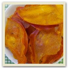 国産ドライフルーツ 柿