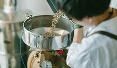 自家焙煎珈琲豆