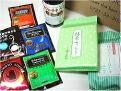プレミアムギフトBOX当店自慢のドリップコーヒー5品にカフェオレベース、そして小山園の抹茶菓子2品を詰め合わせた豪華なギフト商品です。