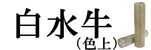 白水牛(色上)