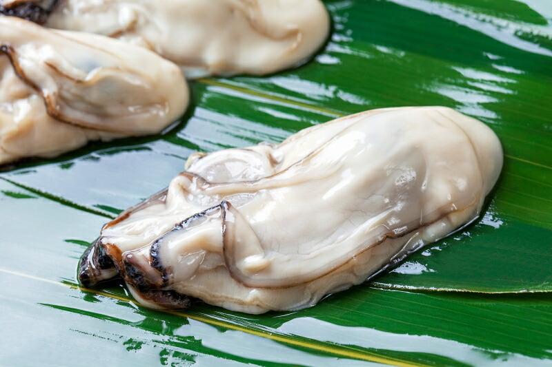 生牡蠣単品