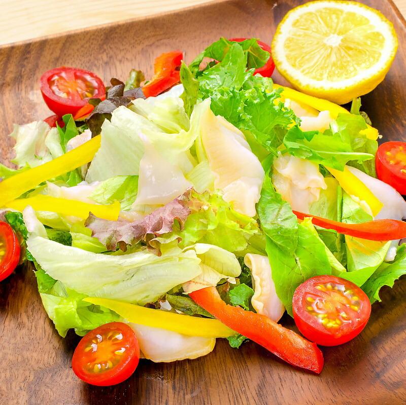 つぶ貝 サラダ