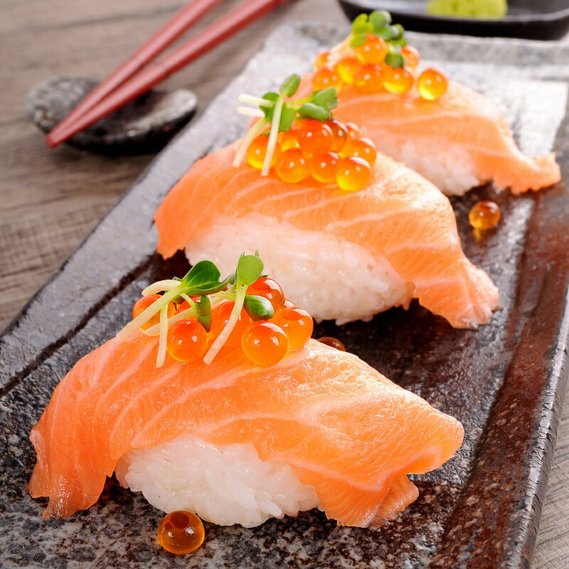 トロサーモン 寿司