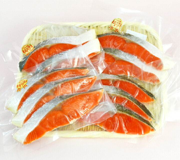 鮭 紅鮭 白鮭 時鮭 ギフト 鮭セット