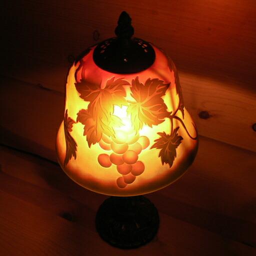 ガレ テーブル ランプ
