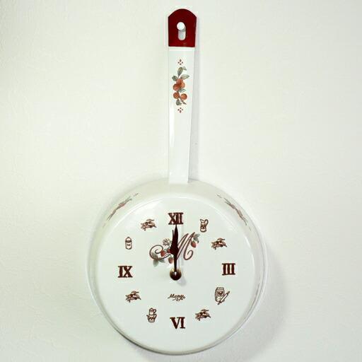 ロココフランパン時計