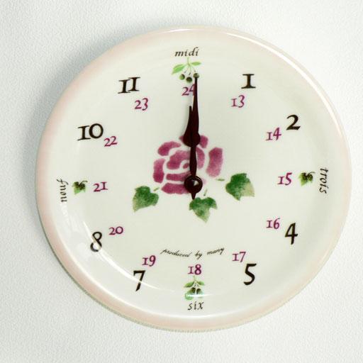 ローズ時計
