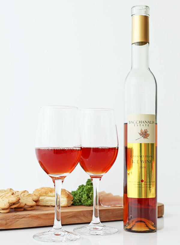 カベルネフラン アイスワイン
