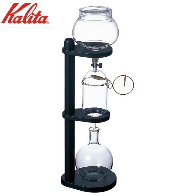 Kalita(カリタ) ダッチコーヒーサーバー(冷水用) ウォータードリップムービング 45067 「通販百貨 Happy Puppy」