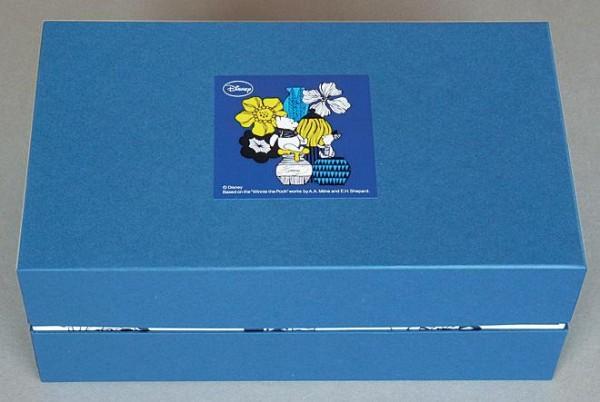 Disney ディズニー フラワープー(カラー) D-WP02 ペアカップ&ソーサー 24743「通販百貨 Happy Puppy」