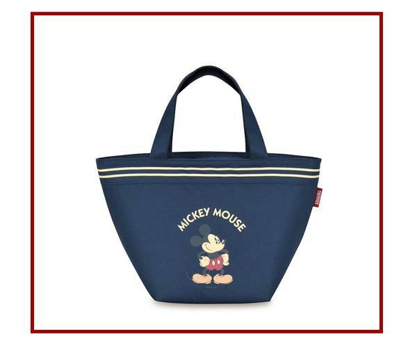 サーモス ミッキー ソフトクーラー約6L REH-006DS ブルー「通販百貨 Happy Puppy」