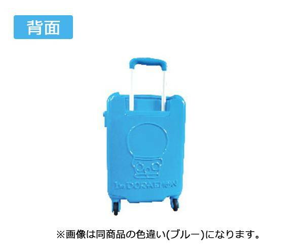 I'm Doraemon 115cmキャリーケース 黒 機内持込可 DR201BK-9「通販百貨 Happy Puppy」