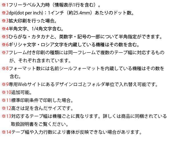 CASIO カシオネームランド KL-V460「NET Asahi」