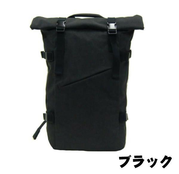 CROSTER(クロスター) R.G.B backpack レイド ロールトップバックパック 8560510「通販百貨 Happy Puppy」